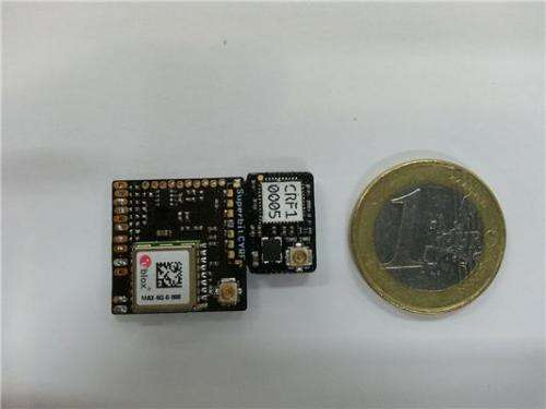 TU Delft researchers design and build the world's smallest autopilot for micro aircraft