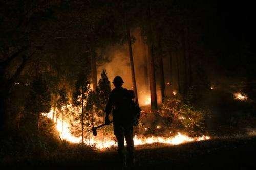 Warming report sees violent, sicker, poorer future