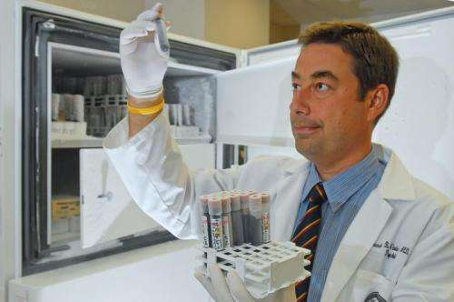 Researchers identify biomarkers for possible blood test to predict suicide risk