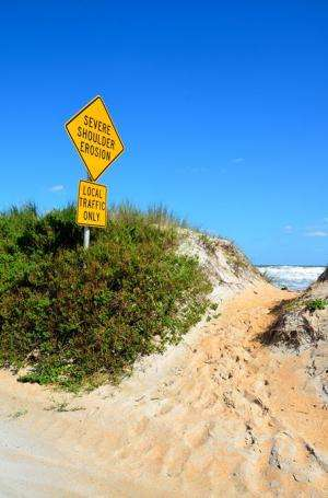 Swept away: Beach erosion continues to be huge problem for Texas