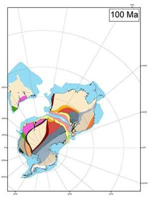 Map Of Australia Jigsaw Puzzle.Study Reveals Ancient Jigsaw Puzzle Of Past Supercontinent