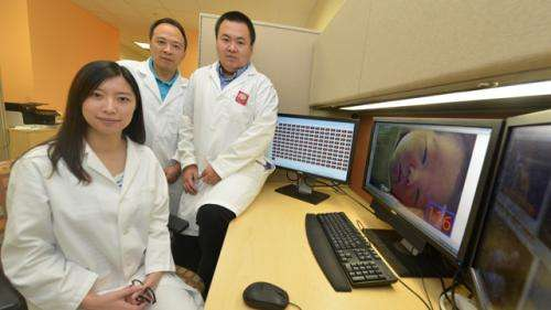 New technique enables accurate, hands-free measure of heart and respiration rates
