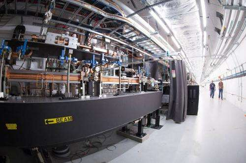 New tool to measure X-ray pulses borrows from SLAC history