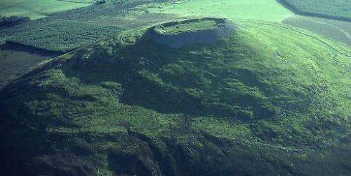 Archaeologists urge public to head for the hillforts