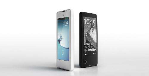 First Russian smartphone, YotaPhone, launched in Moscow