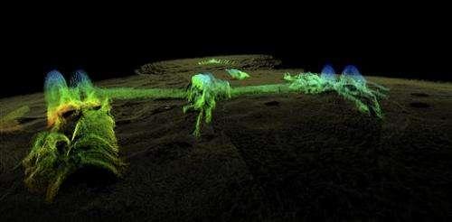 3-D sonar provides new view of Civil War shipwreck