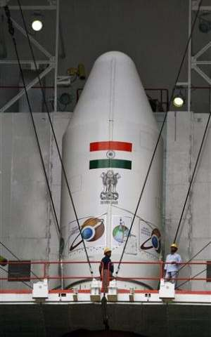 India counts down to launch of mission to Mars