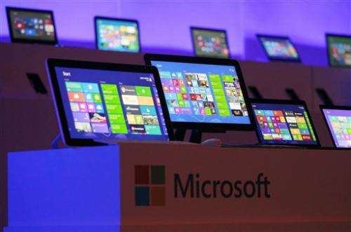 Microsoft to add Outlook to Windows RT tablets