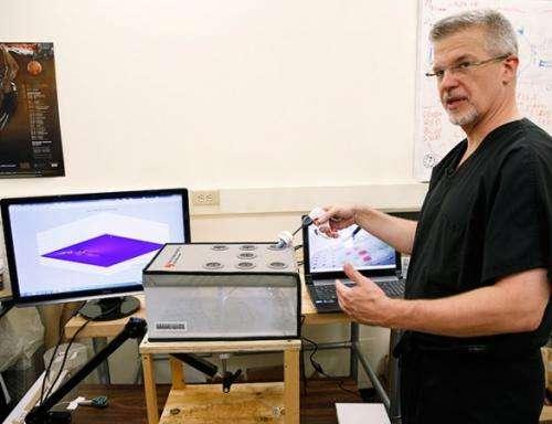 Restoring surgeons' sense of touch during minimally invasive surgeries