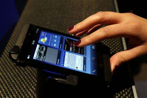 Review: BlackBerry Z10 is good stab at rebirth