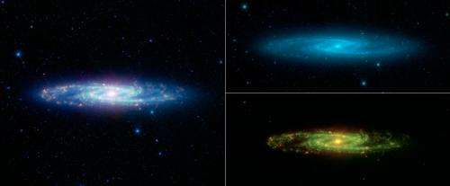Spitzer telescope celebrates ten years in space