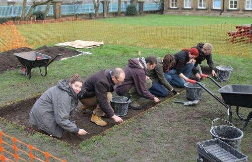 Unearthing Seething Wells' secret garden