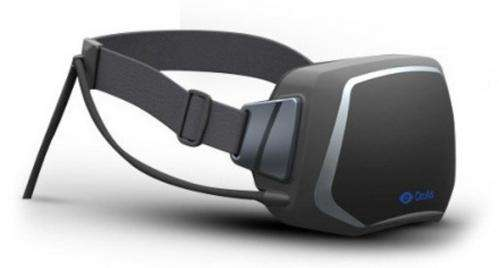 Virtual-reality goggles go beyond gaming