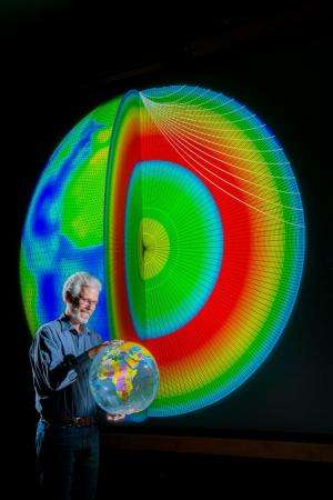 3D Earth model more accurately pinpoints source of earthquakes, explosions