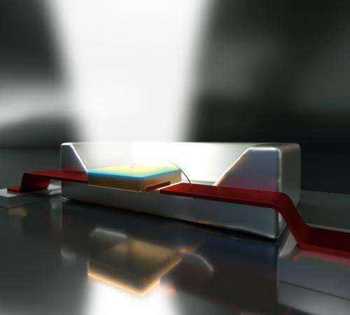 Breakthrough research produces brighter, more efficiently produced lighting