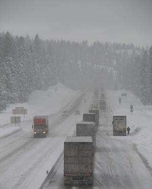 New technology targets slick winter highways