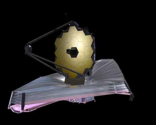 NASA's Webb Telescope gets its wings