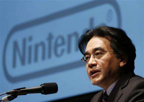 Nintendo returns to profit on weak yen boost
