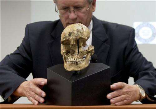 Scholars find cannibalism at Jamestown settlement