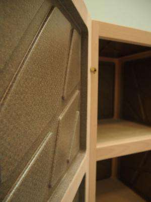 Biodegradable cabinet: A new approach to sustainability