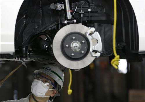 Fast Plant Is Boost For Japan Auto Also Ran Mazda