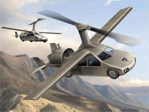 Lockheed Martin to build Transformer TX -- Autonomous flying payload carrier