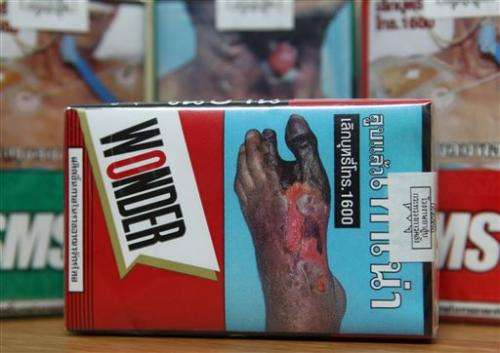 Philip Morris wins small victory in Thailand