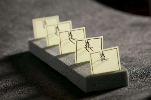 Wireless device converts 'lost' energy into electric power