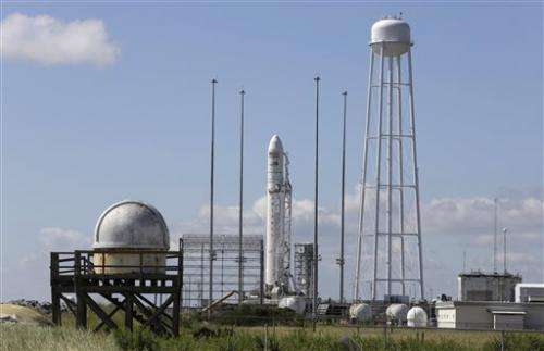 US company about to make first space station run