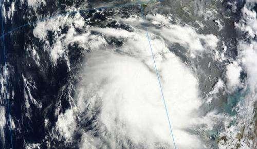 NASA sees Tropical Cyclone Alessia form, threaten western Australia
