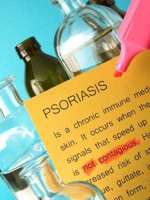 Sanford-Burnham researchers identify new target to treat psoriasis