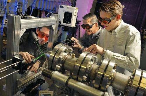 Researchers seek to reduce ear-splitting jet engine noise