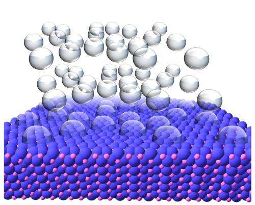Nanoparticle opens the door to clean-energy alternatives