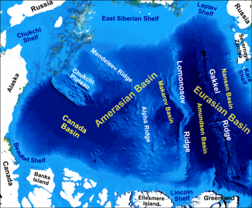 Researchers find significant amount of methane escaping East Siberian Arctic Shelf