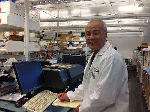 Researchers discover biomarker, potential targeted therapy for pancreatic cancer