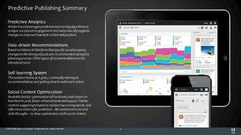 Adobe Social gets predictive tool for hyper-targeting