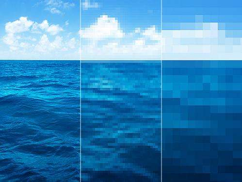 Ahoy Aquaplanet: Identifying Model Resolution Shortcomings