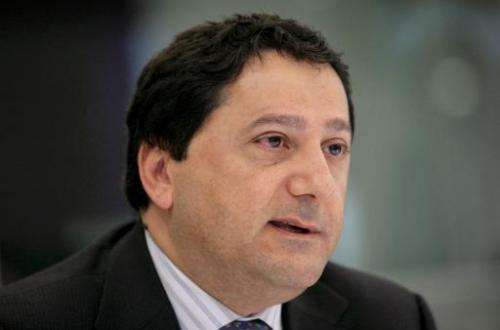 Akram Atallah, president of Internet Corporation for Assigned Names and Numbers (ICANN) Generic Domains Division, on April 14, 2