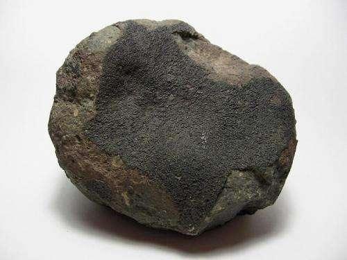 Allende meteorite