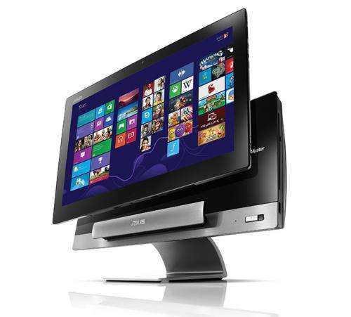 All-in-one PC with detachable tablet: ASUS Transformer AiO
