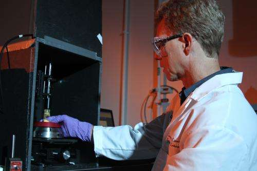 Analyzing uranium ore concentrate samples
