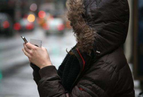 """A new survey has found that 74% of teens have mobile Internet access and one in four are """"cell-mostly"""" Internet users"""