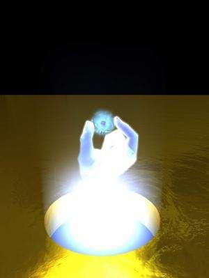 An optical switch based on a single nano-diamond
