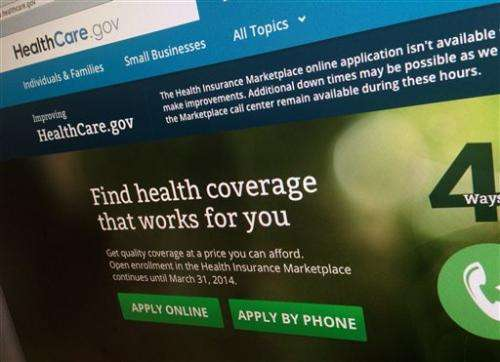 AP-GfK poll: Health law seen as eroding coverage
