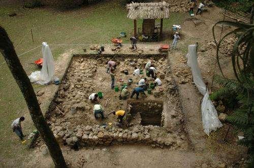 Archeologists unearth new information on origins of Maya civilization