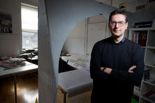 Architect looks to remake suburbs and other neighborhoods with 'more intelligent' designs