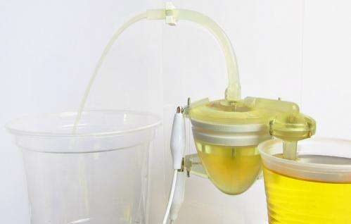 Robots may receive urine-powered artificial 'hearts'