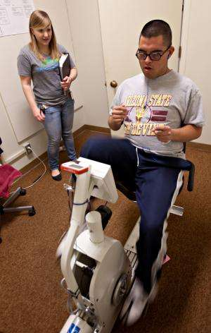 ASU researcher finds exercise may be intervention for Down syndrome