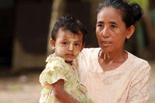 Australia must help Burma with maternal, child health