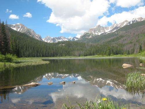 A week's worth of camping synchs internal clock to sunrise and sunset, CU-Boulder study finds